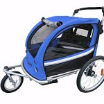 Booyah-Strollers-Child-Baby-Bike-Bicycle-Trailer-and-Stroller-II-0