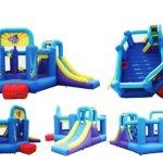 Bounceland-Pop-Star-Inflatable-Bounce-House-Bouncer-0-0