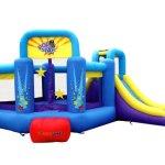 Bounceland-Pop-Star-Inflatable-Bounce-House-Bouncer-0