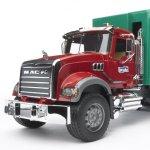 Bruder-Toys-Mack-Granite-Garbage-Truck-Ruby-Red-Green-0-1