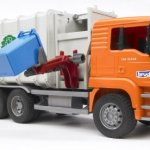 Bruder-Toys-Man-Side-Loading-Garbage-Truck-Orange-0-1
