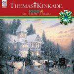 Ceaco-Thomas-Kinkade-Painter-of-Light-Victorian-Christmas-1000-Piece-Jigsaw-Puzzle-0-0