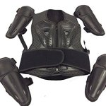 Cell-Sports-Kids-Adjustable-Cycling-Armor-Jacket-with-Knee-and-Elbow-Pad-Set-for-Roller-Skating-Skiing-Biking-0