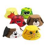 Childrens-Cotton-Animal-Bucket-Hats-1-dz-0