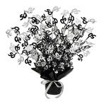 Club-Pack-of-12-50-Black-and-Silver-Gleam-N-Burst-Centerpieces-15-0