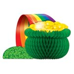 Club-Pack-of-12-Multi-Colored-St-Patricks-Day-Pot-O-Gold-Centerpiece-Party-Decorations-125-0