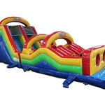 Commercial-Grade-50-Foot-Obstacle-Course-Bounce-House-Inflatable-0