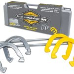 Crown-Sporting-Goods-Professional-Steel-Horseshoe-Game-Set-with-Carrying-Case-0
