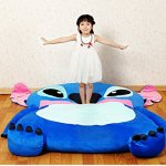 Cute-Cartoon-LiloStitch-Image-Sleeping-Bag-Sofa-Bed-Twin-Bed-Double-Bed-Mattress-for-Kids-0-1