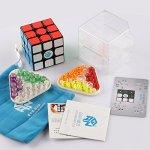 D-FantiX-Gan-356-Air-SM-Magnetic-Speed-Cube-3×3-Gan-356-Air-Magic-Cube-Puzzle-Toy-Black-0-1