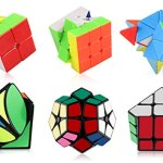 D-FantiX-Speed-Cube-Set-Cyclone-Boys-2×2-3×3-Speed-Cube-Stickerless-Pyramid-Cube-Qiyi-Ivy-Cube-Shengshou-2×2-Megaminx-Fisher-Cube-Magic-Cube-Puzzles-Toys-Christmas-Gift-Set-for-Kids-0-2