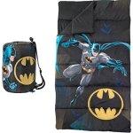 DC-Comics-Batman-Sleeping-Bag-with-Sling-Carry-Bag-Kids-0
