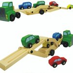 Daluo-Childrens-Wooden-Toy-Car-Can-Be-Assembled-Car-Wooden-Bunk-Transporter-0-0