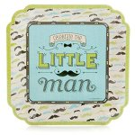 Dashing-Little-Man-Mustache-Baby-Shower-or-Birthday-Party-Tableware-Plates-Cups-Napkins-Bundle-for-16-0-0
