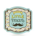 Dashing-Little-Man-Mustache-Baby-Shower-or-Birthday-Party-Tableware-Plates-Cups-Napkins-Bundle-for-16-0-1