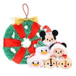 Disney-Exclusive-Tsum-Tsum-35-Inch-Mini-Plush-set-of-6-doll-2015-Christmas-Lease-Mickey-Friends-0