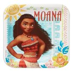 Disney-Moana-Dinner-Paper-Plates-Cups-Napkins-Party-Set-for-16-People-All-Coordinating-0-2