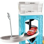 Disney-Pixar-Cars-3-Piston-Cup-Motorized-Garage-0-2