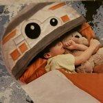Disney-Star-Wars-BB8-Hooded-Sherpa-SlumberSleeping-Bag-0-1