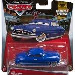 DisneyPixar-Cars-2015-Radiator-Springs-Die-Cast-Vehicle-Doc-Hudson-1119-155-Scale-0-1