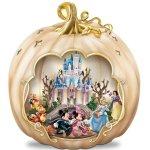 Disneys-Spook-tacular-Halloween-Themed-Pumpkin-Tabletop-Centerpiece-by-The-Bradford-Exchange-0