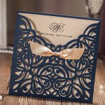 Doris-Home-Wedding-Invitations-Cards-Laser-Cut-Navy-Blue-Square-Invitation-with-Bow-Lace-Sleeve-for-Engagement-Baby-Bridal-Shower-Birthday-Quinceanera-50pcs-CW6179B-0-0