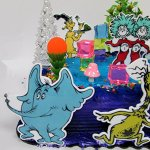 Dr-Seuss-Themed-Deluxe-Birthday-Cake-Topper-Set-Featuring-Various-Characters-and-Decorative-Themed-Accessories-0-0