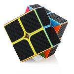 Dreampark-Speed-Cube-Bundle-5-Pack-2×2-3×3-Megaminx-Skewb-Pyramid-Carbon-Fiber-Sticker-Magic-Cube-Puzzle-Toy-Set-of-5-0-0