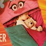 Dreamworks-Trolls-Poppy-Hooded-Sherpa-SlumberSleeping-Bag-0-1