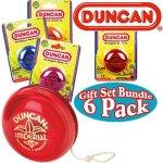 Duncan-Yo-Yo-Imperial-Gift-Set-Bundle-6-Pack-Assorted-Colors-0-1