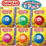 Duncan-Yo-Yo-Imperial-Gift-Set-Bundle-6-Pack-Assorted-Colors-0