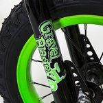 Dynacraft-Magna-Gravel-Blaster-Boys-Bike-12-Inch-GreenBlack-0-2