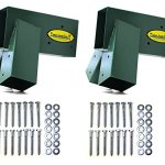 Easy-1-2-3-A-Frame-Swing-Set-Brackets-Complete-Set-2-Brackets-with-All-Mounting-Hardware-0