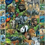 Endangered-Species-1000-Pieces-Puzzle-by-White-Mountain-0