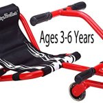 EzyRoller-Junior-Ride-On-for-Ages-3-6-Years-Red-0-0