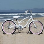 Firmstrong-Urban-Girl-Single-Speed-Beach-Cruiser-Bicycle-0-0