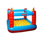 Fisher-Price-Bouncetastic-Inflatable-Castle-Bouncer-With-Removable-Mesh-Walls-0-0