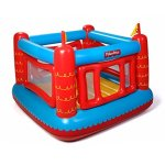 Fisher-Price-Bouncetastic-Inflatable-Castle-Bouncer-With-Removable-Mesh-Walls-0