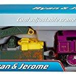 Fisher-Price-Thomas-Friends-TrackMaster-Ryan-Jerome-Train-0-2
