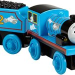 Fisher-Price-Thomas-Friends-Wooden-Railway-Roll-Whistle-Edward-Battery-Operated-0