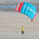 Flexifoil-145m-2-Line-Buzz-Power-Kite-with-90-Day-By-World-Record-Winning-Designer-of-2-line-and-4-line-Power-Kites-Safe-Strong-Reliable-and-Durable-Family-Outdoor-Activity-0-2