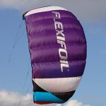 Flexifoil-24m226m-Wide-Sting-4-line-Power-Kite-with-90-Day-By-World-Record-Power-Kite-Designer-Safe-Reliable-and-Durable-Power-Kiting-Kite-Training-and-Traction-Kiting-0-2