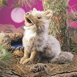 Folkmanis-Coyote-Hand-Puppet-0-0
