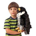 Folkmanis-Peregrine-Falcon-Hand-Puppet-0-2