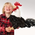 Folkmanis-Rooster-Hand-Puppet-0-1