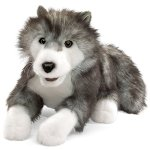 Folkmanis-Timber-Wolf-Hand-Puppet-0