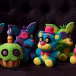 Funko-Five-Nights-at-Freddys-Blacklight-Plushies-Set-Glow-in-the-Dark-0-0