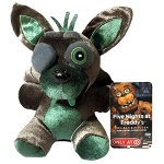 Funko-Five-Nights-at-Freddys-Phantom-Foxy-Target-Exclusive-6-Inch-Plush-0