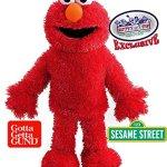 GUND-Sesame-Street-Full-Body-Plush-Hand-Puppets-Featuring-Elmo-Cookie-Monster-Big-Bird-Exclusive-Mattys-Toy-Stop-Storage-Bag-Gift-Set-Bundle-3-Pack-0-0