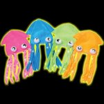 Gloworks-Flashing-Squid-Hat-Assorted-Color-Pack-of-12-0